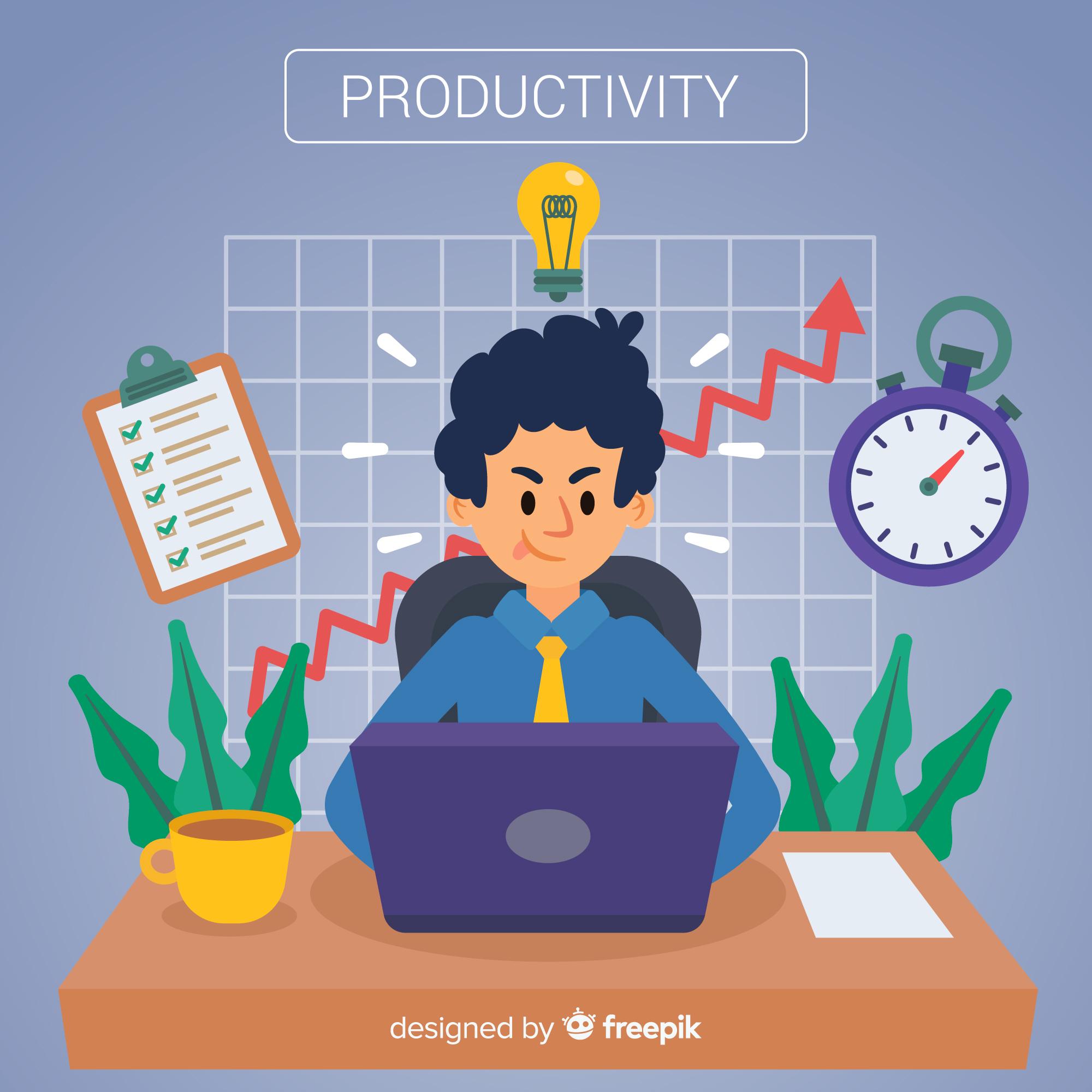 La productivité est notre capacité à produire quelque chose