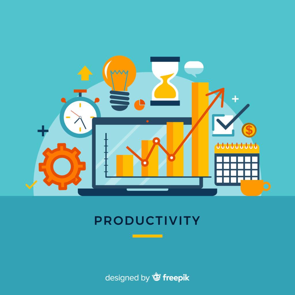 Booster sa productivité avec des techniques et outils simples est primordial