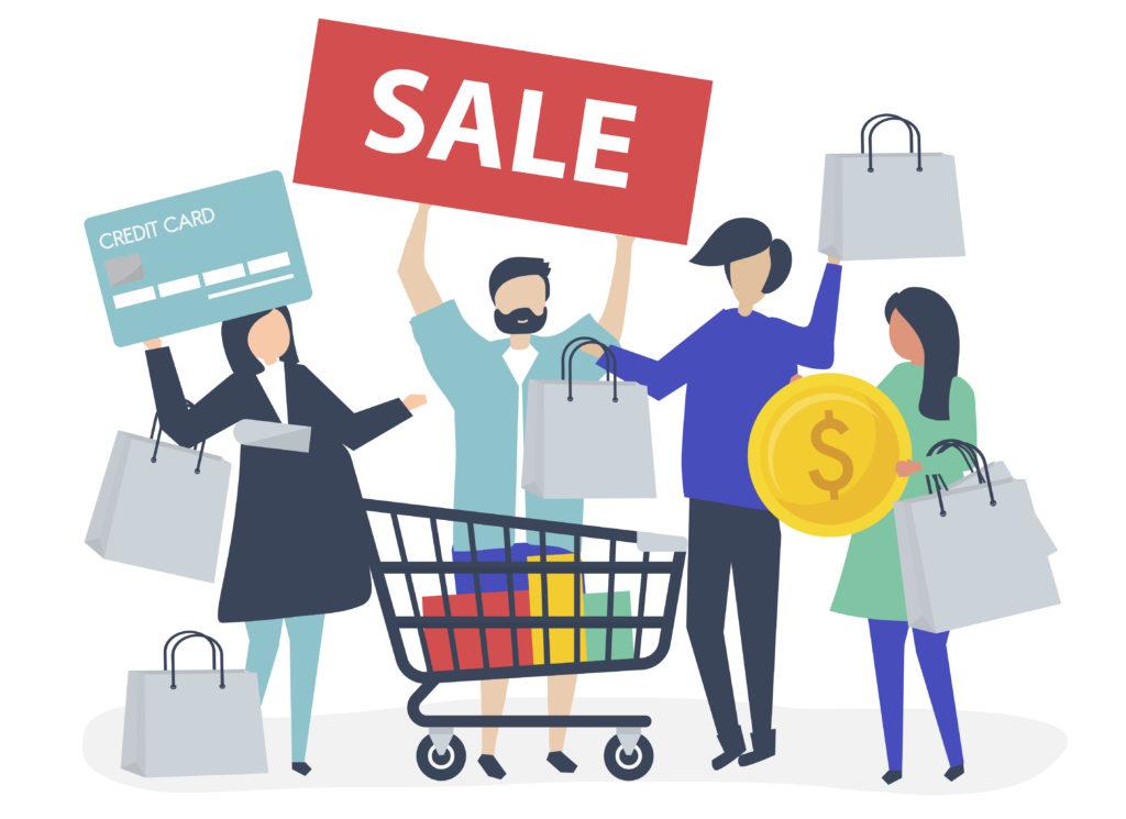 arrêter les achats compulsifs nous fera économiser notre argent
