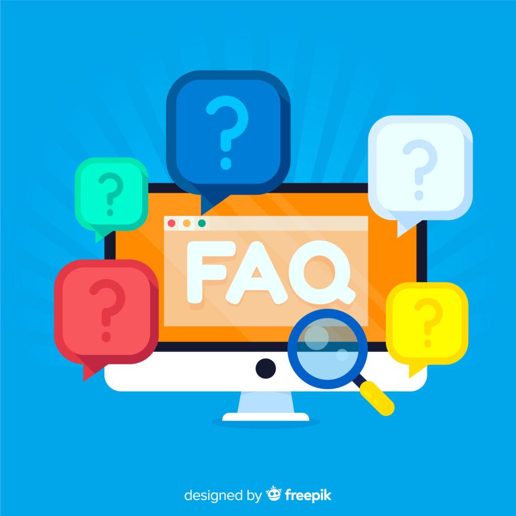Retrouvez les questions les plus fréquemment posées dans notre foire aux questions